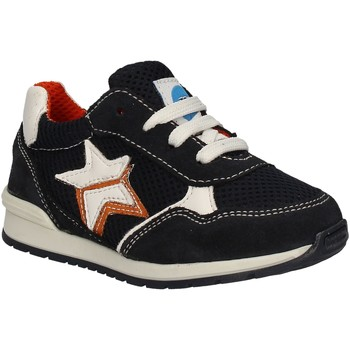 Chaussures Enfant Baskets basses Melania ME2068D7E.A Bleu