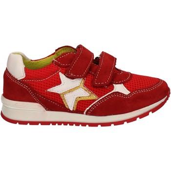 Chaussures Enfant Baskets basses Melania ME2092D7E.F Rouge