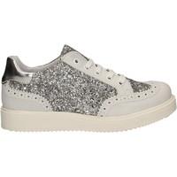 Chaussures Enfant Derbies Melania ME6017F7E.B Blanc