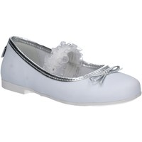 Chaussures Fille Ballerines / babies Melania ME6033F7E.A Blanc