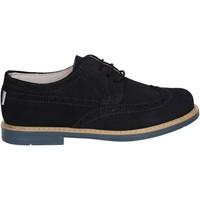 Chaussures Garçon Derbies Melania ME6045F7E.E Bleu