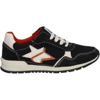 Chaussures Enfant Baskets basses Melania ME6068F7E.F Bleu
