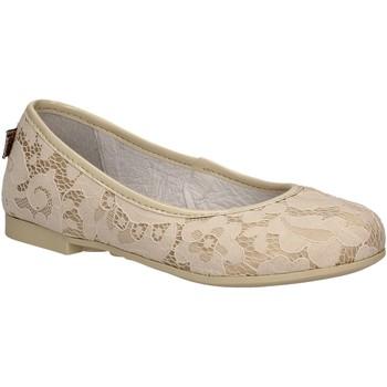 Chaussures Fille Ballerines / babies Melania ME6100F7E.C Beige