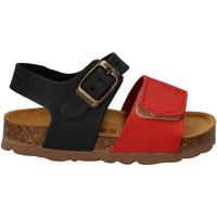 Chaussures Enfant Sandales et Nu-pieds Bamboo BAM-218 Rouge
