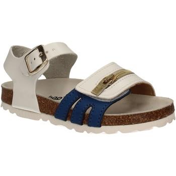 Chaussures Enfant Sandales et Nu-pieds Bamboo BAM-199 Blanc