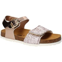 Chaussures Fille Sandales et Nu-pieds Bamboo BAM-218 Blanc