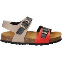 Chaussures Enfant Sandales et Nu-pieds Bamboo BAM-14 Bleu