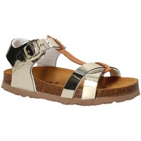 Chaussures Fille Sandales et Nu-pieds Bamboo BAM-215 Jaune