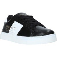 Chaussures Enfant Baskets basses Fred Mello W19-SFK203 Noir