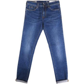 Vêtements Homme Jeans slim Gas 351177 Bleu