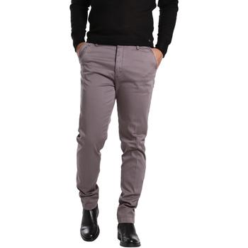 Vêtements Homme Chinos / Carrots Gas 360704 Gris