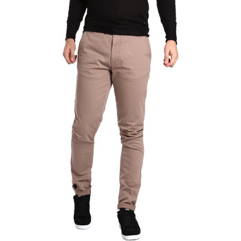 Vêtements Homme Chinos / Carrots Gas 360704 Beige