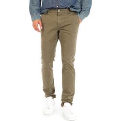 Vêtements Homme Chinos / Carrots Gas 360702 Vert