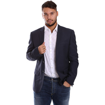 Vêtements Homme Vestes / Blazers Antony Morato MMJA00314 FA600040 Bleu