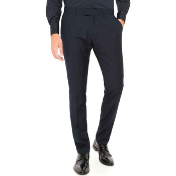Vêtements Homme Chinos / Carrots Antony Morato MMTR00369 FA600040 Bleu