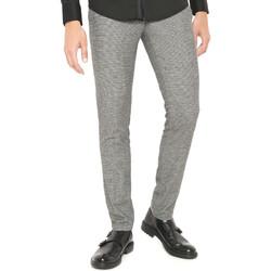 Vêtements Homme Chinos / Carrots Antony Morato MMTR00387 FA850133 Noir