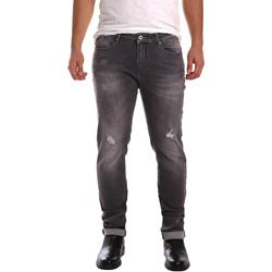 Vêtements Homme Jeans slim Gaudi 721FU26001 Noir