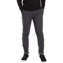 Vêtements Homme Chinos / Carrots Gaudi 721BU25007 Gris