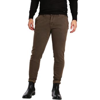 Vêtements Homme Chinos / Carrots Gaudi 721BU25007 Marron