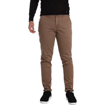 Vêtements Homme Chinos / Carrots Gaudi 721BU25006 Marron