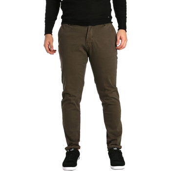 Vêtements Homme Chinos / Carrots Gaudi 721BU25014 Marron