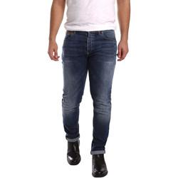 Vêtements Homme Jeans slim 3D P3D1 2659 Bleu