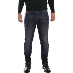 Vêtements Homme Jeans slim 3D P3D1 2667 Bleu