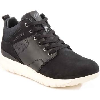 Chaussures Homme Baskets montantes Lumberjack SM34505 002 M20 Noir