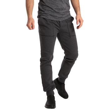 Vêtements Homme Pantalons de survêtement Key Up SF19 0001 Gris