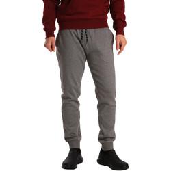 Vêtements Homme Pantalons de survêtement Key Up GV77 0001 Gris