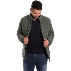 Vêtements Homme Doudounes Ea7 Emporio Armani 6YPB23 PNB7Z Vert