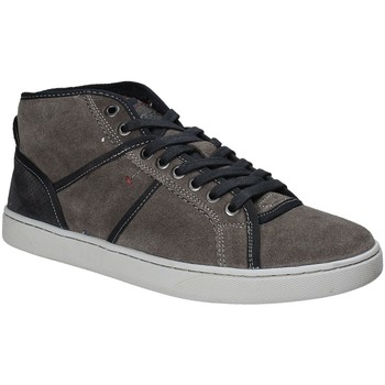 Chaussures Homme Baskets montantes Wrangler WM172113 Gris