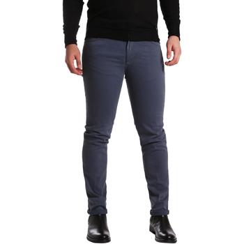 Vêtements Homme Pantalons 5 poches Sei3sei PZV16 7239 Bleu