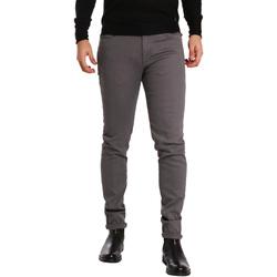 Vêtements Homme Pantalons 5 poches Sei3sei PZV17 7257 Gris