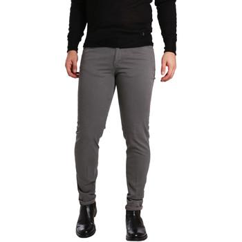 Vêtements Homme Pantalons 5 poches Sei3sei PZV17 7226 Gris