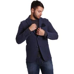 Vêtements Homme Vestes / Blazers Sei3sei PZG9 7290 Bleu