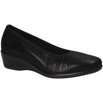 Chaussures Femme Ballerines / babies Susimoda 830150 Noir