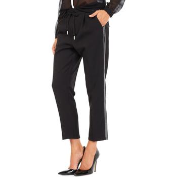 Vêtements Femme Chinos / Carrots Gas 365777 Noir
