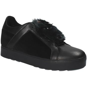 Chaussures Femme Baskets basses Apepazza RSW03 Noir
