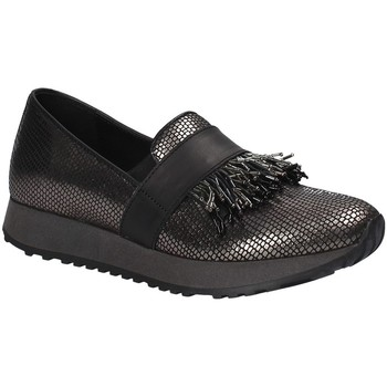 Chaussures Femme Slip ons Apepazza MCT15 Gris