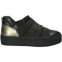 Chaussures Femme Slip ons Janet Sport 40904 Noir