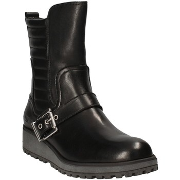 Chaussures Femme Bottines Lumberjack SW21901 006 B01 Noir