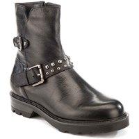 Chaussures Femme Bottines Lumberjack SW37101 001 B01 Noir