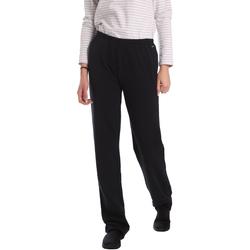 Vêtements Femme Pantalons fluides / Sarouels Key Up 549F 0001 Noir