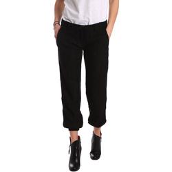 Vêtements Femme Chinos / Carrots Denny Rose 721DD20026 Noir