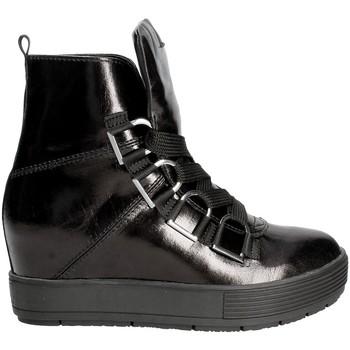 Chaussures Femme Baskets montantes Fornarina PI18MJ1071I000 Noir