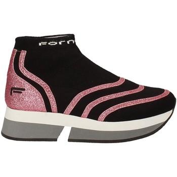 Chaussures Femme Baskets montantes Fornarina PI18SL1077J066 Noir
