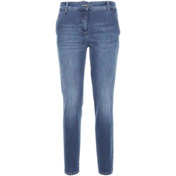 Vêtements Femme Jeans slim NeroGiardini A760120D Bleu