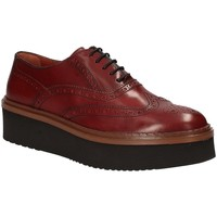 Chaussures Femme Derbies Triver Flight 217-01 Marron