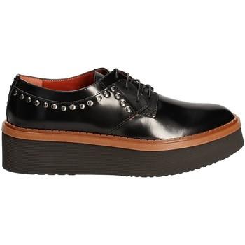 Chaussures Femme Derbies Triver Flight 217-02 Noir